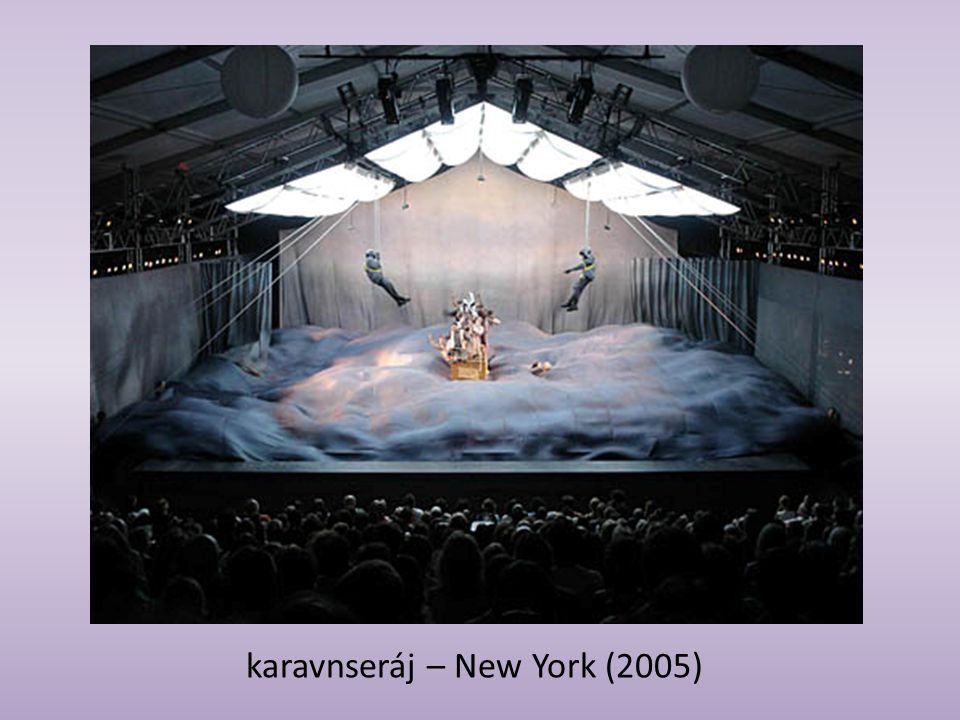 karavnseráj – New York (2005)