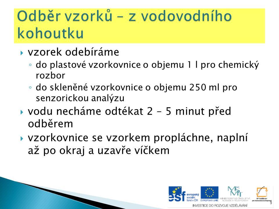  je indikátorem znečištění živočišnými odpady  vyskytuje se ve všech druzích vod  poměr NH 4 + a NH 3 je závislý na pH, při pH < 7 se vyskytuje pouze jako iont NH 4 +  patří mezi parametry, podle nichž se člení povrchové vody do tříd čistoty Limit pro pitnou vodu: 0,5 mg/l NH 4 + (MH) 36