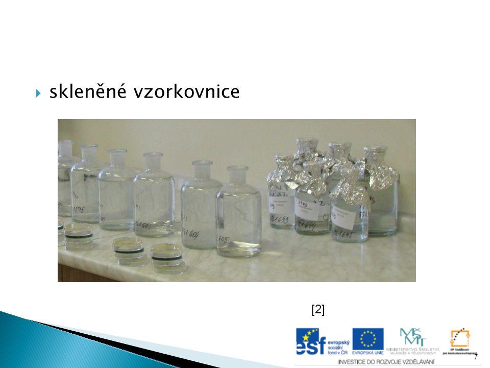  umožňuje bezprostřední odhad koncentrace iontově rozpuštěných látek a celkové mineralizace vody  jednotka µS/cm nebo mS/m (1 µS/cm = 0,1 mS/m)  měříme při 25°C Limit pro pitnou vodu: 125 mS/m (MH) 18