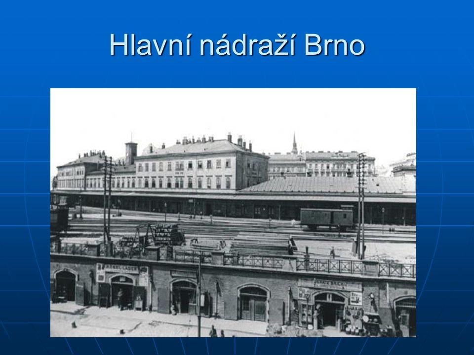 Vítězný návrh pro nové nádraží Brno