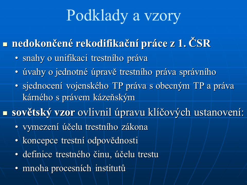 Trestní zákon č.86/1950 Sb.