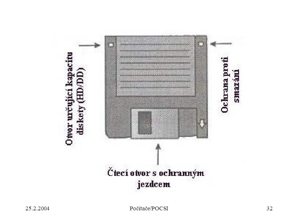 25.2.2004Počítače/POCSI32