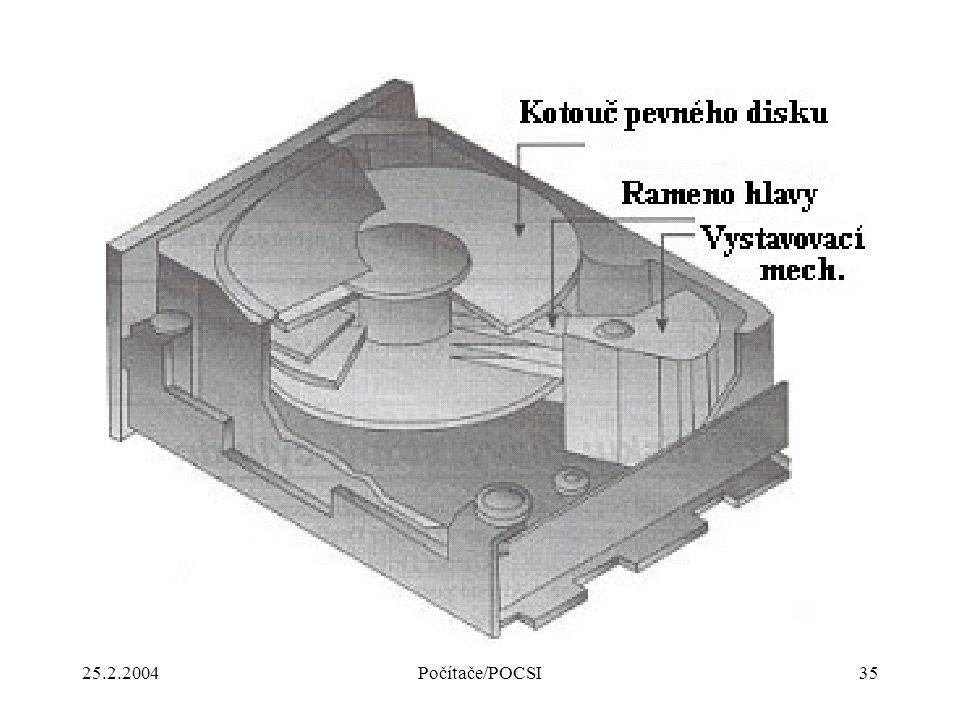 25.2.2004Počítače/POCSI35
