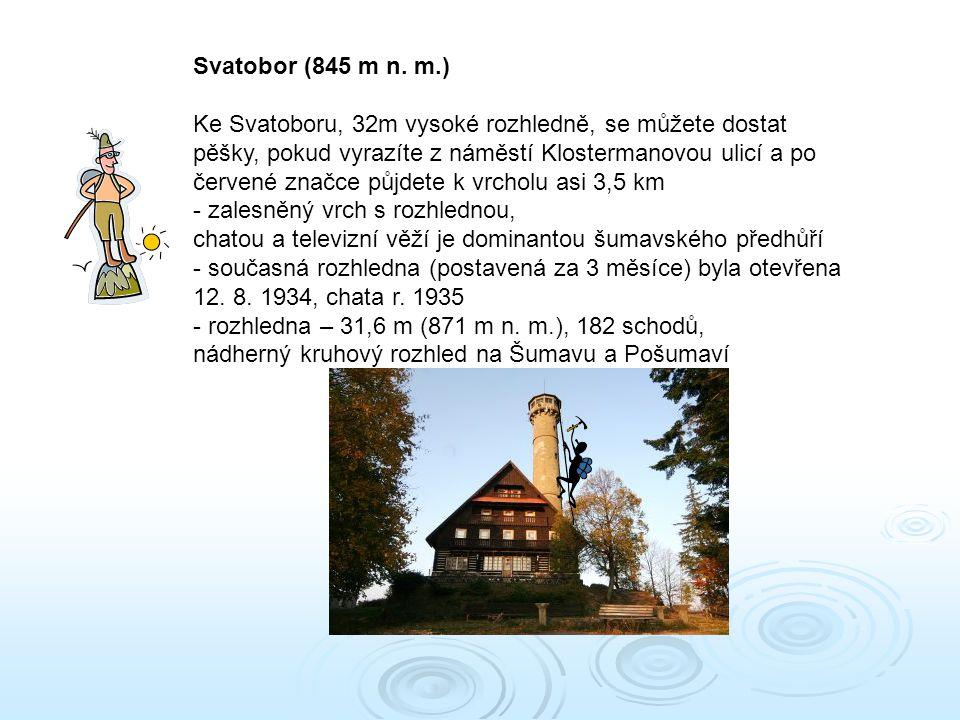 Svatobor (845 m n.