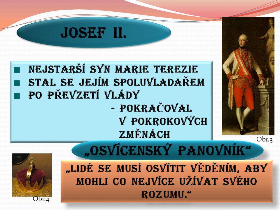 CÍSA Ř JOSEF II.