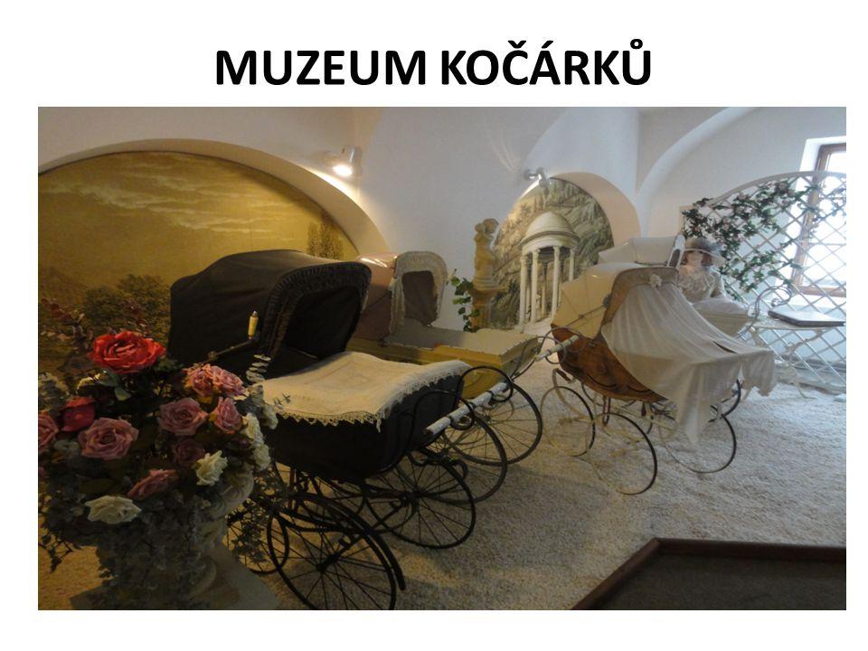 MUZEUM KOČÁRKŮ