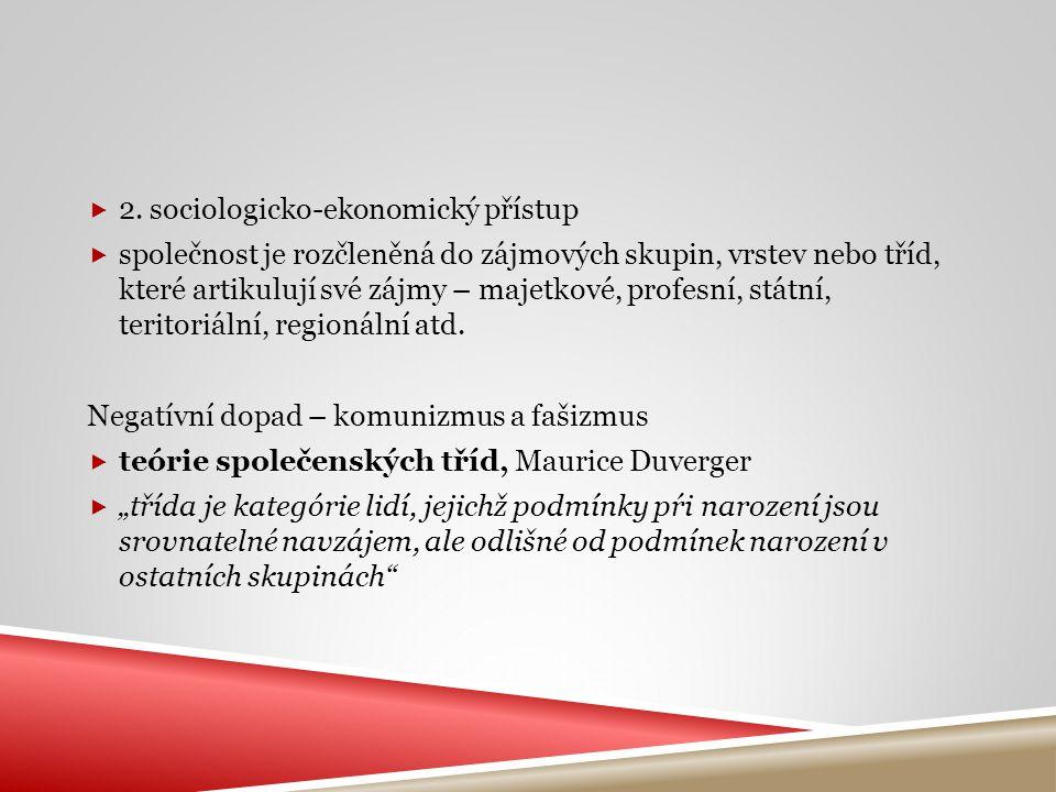  Ústavnost bez demokracie je prázdnym formalistickým právním pojmem  Demokratická ústavnost, t.j.