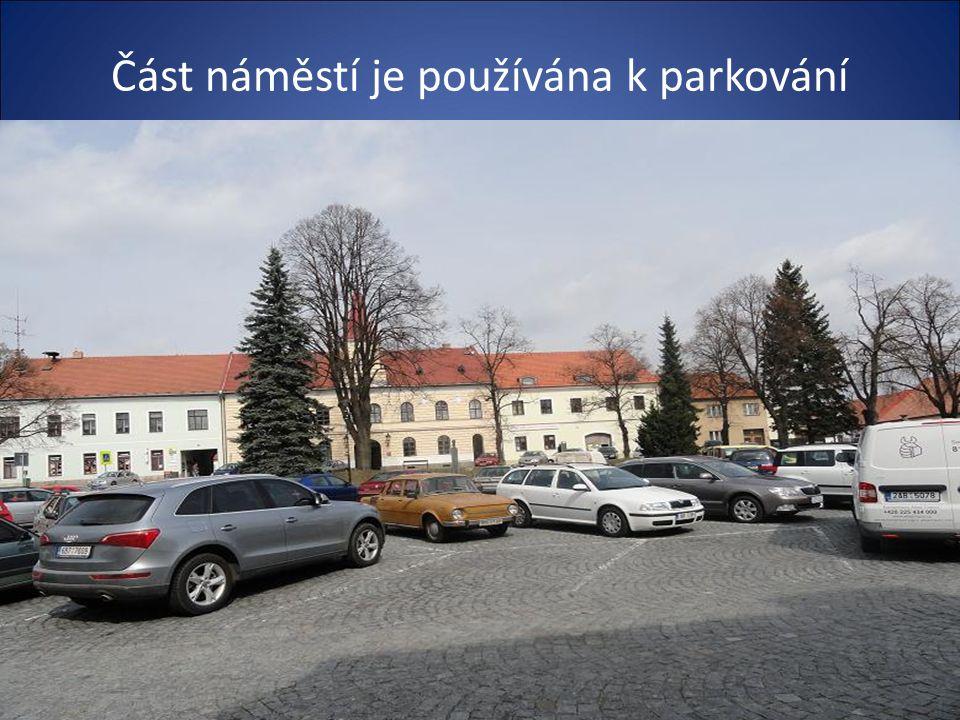 Další snímek Masarykova náměstí