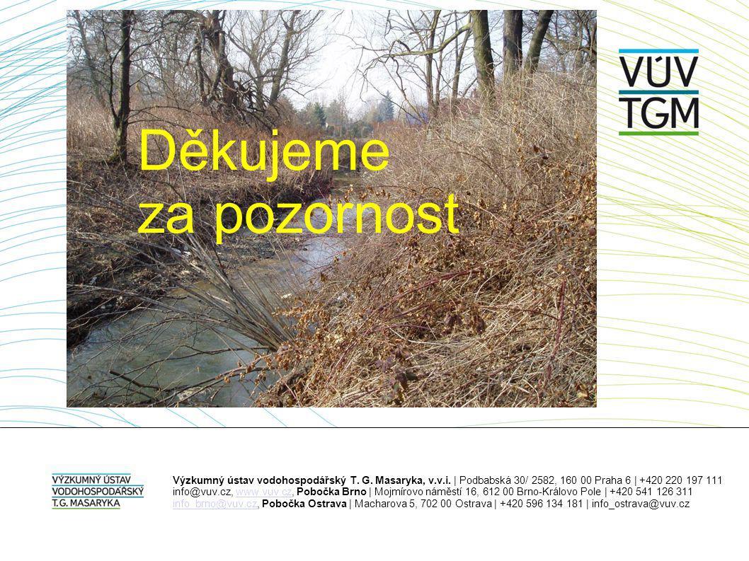 Výzkumný ústav vodohospodářský T. G. Masaryka, v.v.i.