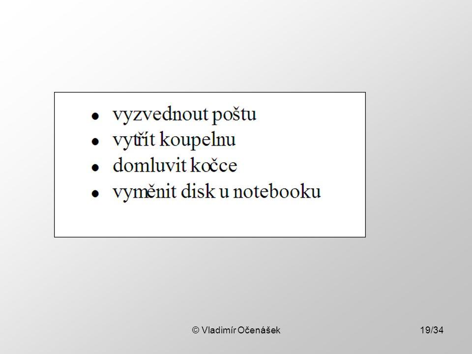 © Vladimír Očenášek19/34