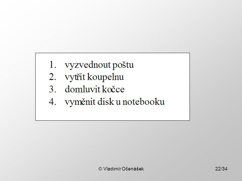 © Vladimír Očenášek22/34