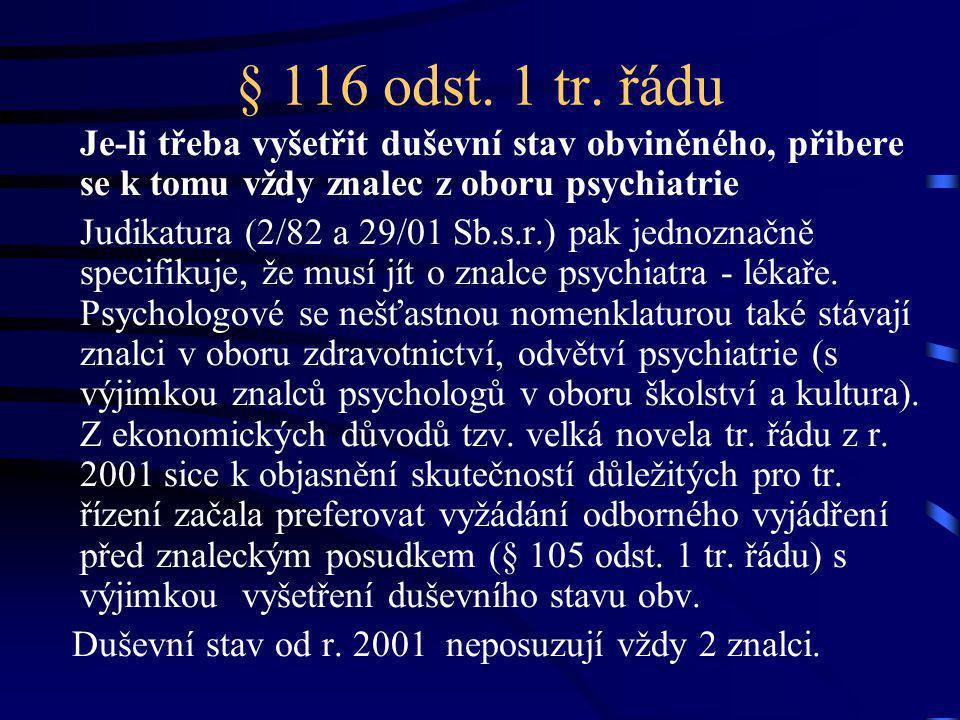 Držení THC v množství větším než malém (MVM) je dále trestné, jen s poloviční sazbou - dle § 284 tr.z.