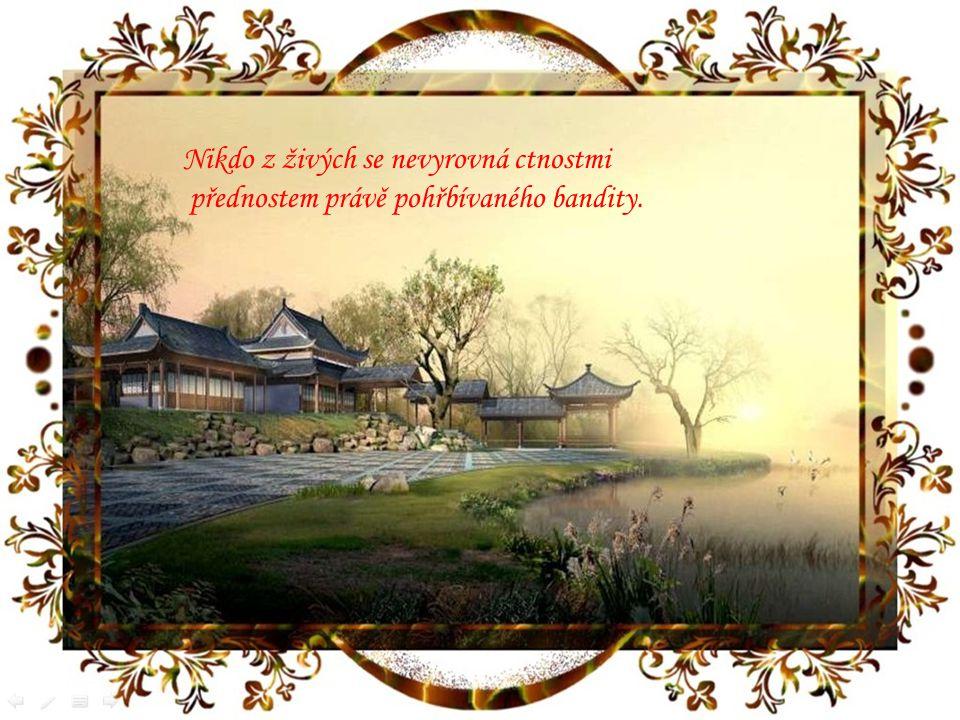 Mužský klášter naproti ženského kláštera; možná, že se ani nic neděje, ale stejně……