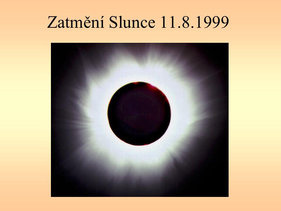 Zatmění Slunce 11.8.1999