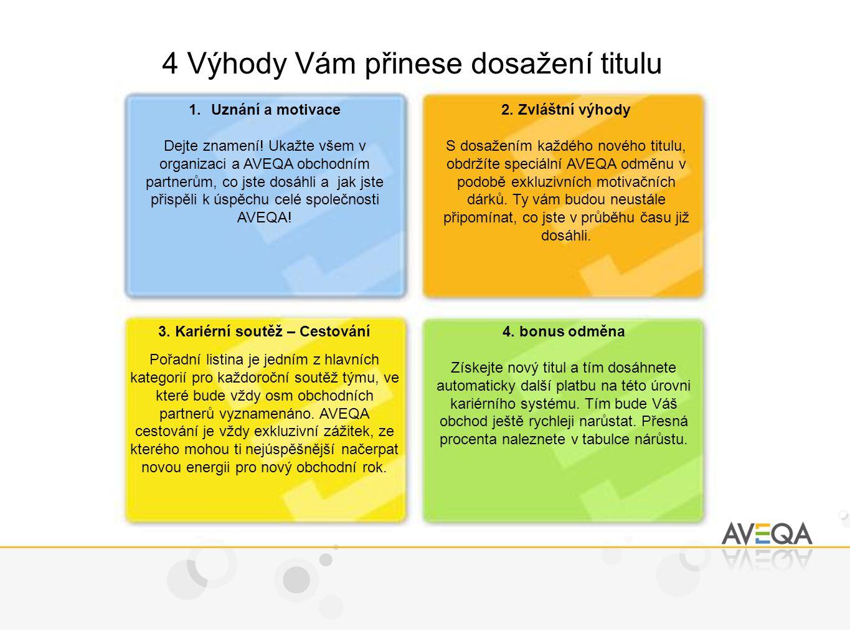 4 Výhody Vám přinese dosažení titulu 1.Uznání a motivace Dejte znamení.