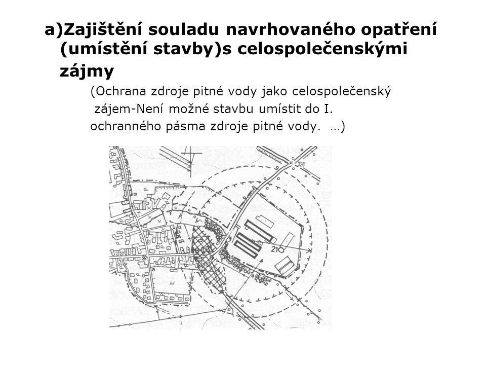 B) Územní řízení o umístění stavby – základní pravidla Umístění stavby nebo nový způsob využití území ovlivňuje většinou podstatně a trvale životní pr