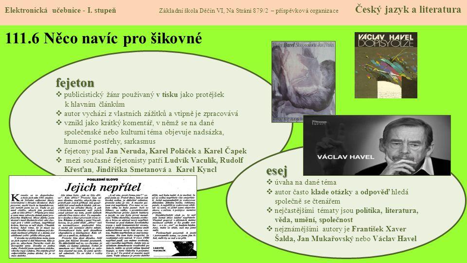 111.7 CLIL Elektronická učebnice - I.