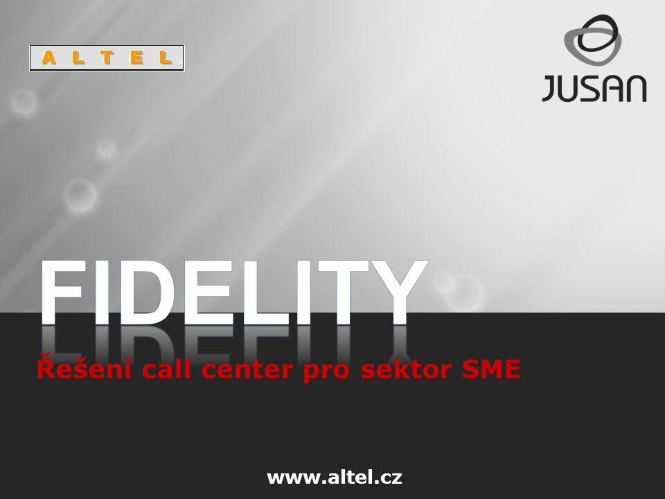 www.altel.cz Řešení call center pro sektor SME www.altel.cz