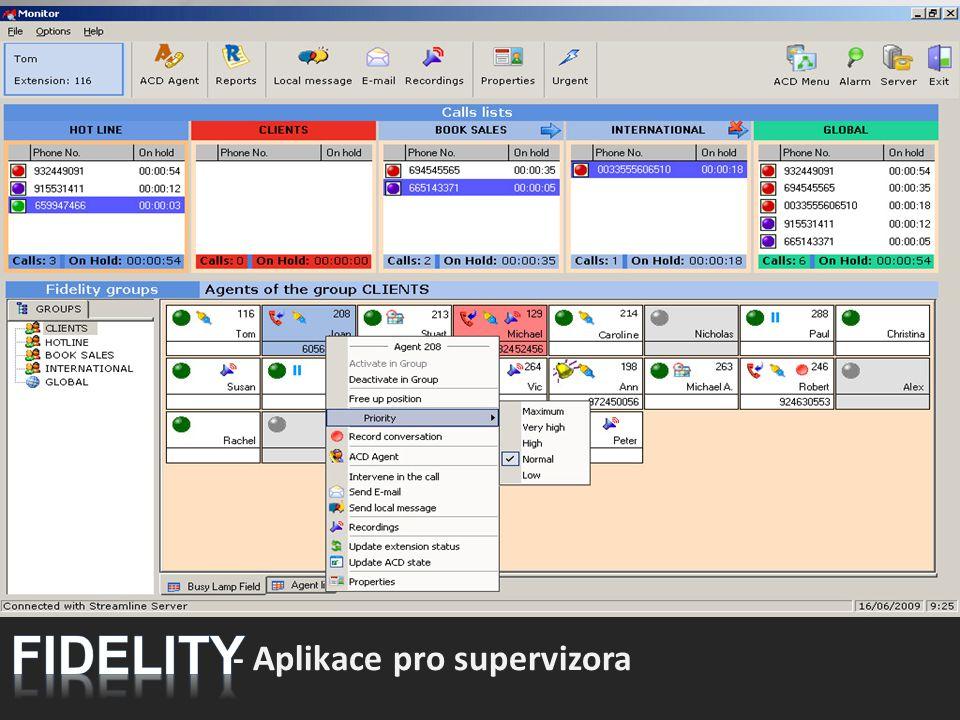 10 - Aplikace pro supervizora