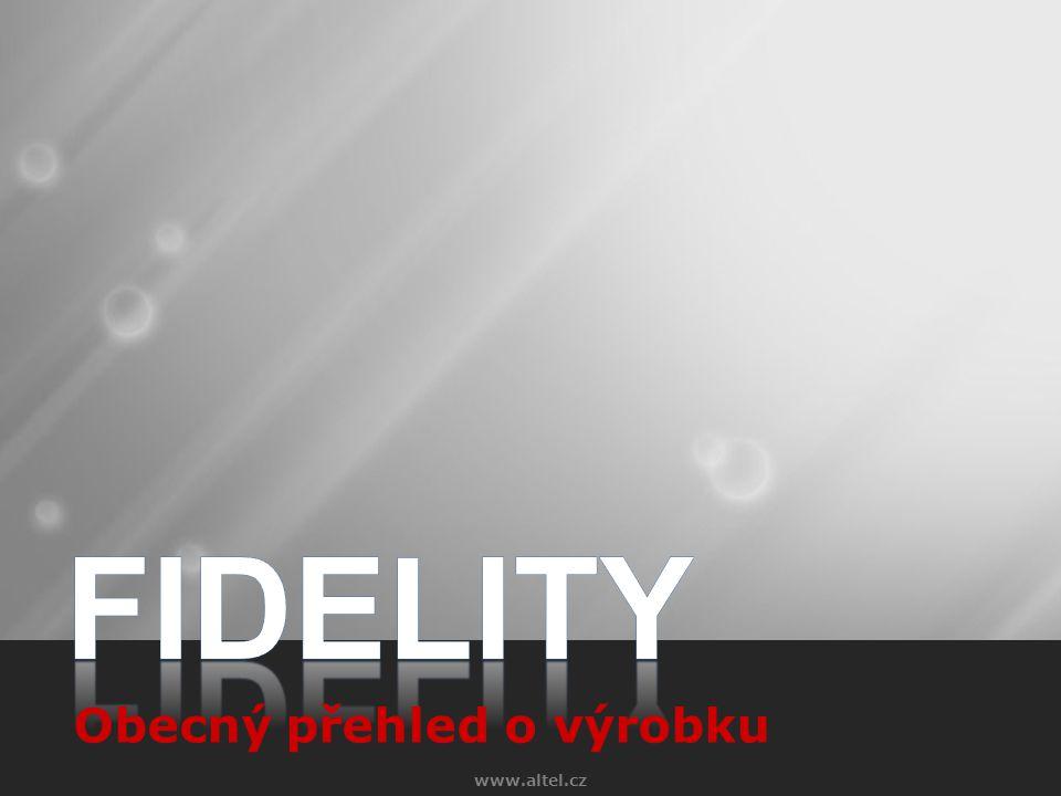 www.altel.cz Obecný přehled o výrobku