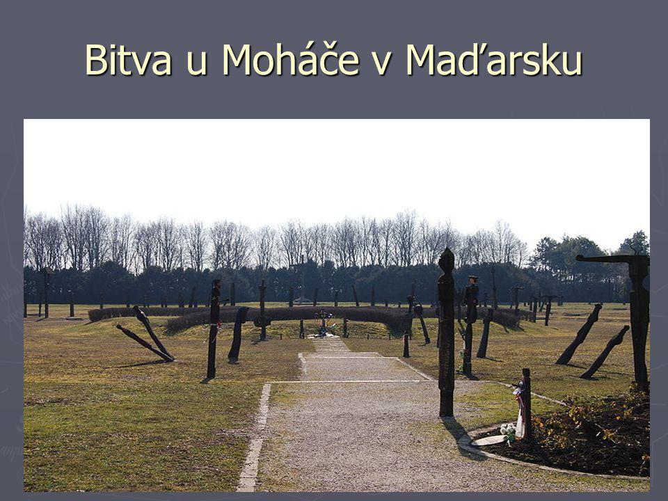 Bitva u Moháče v Maďarsku