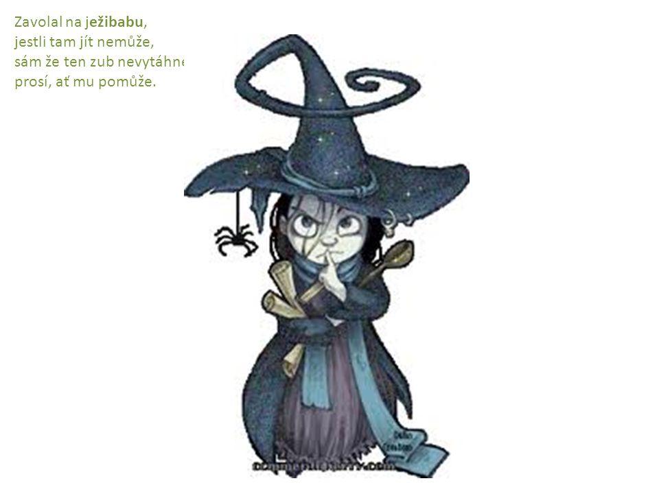 Zakousnul ta strašidla, jsou z nich teďka povidla. Čaroděje rozpůlil, podvodník to stejně byl.