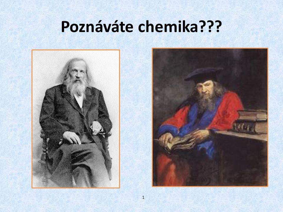 Poznáváte chemika??? 1