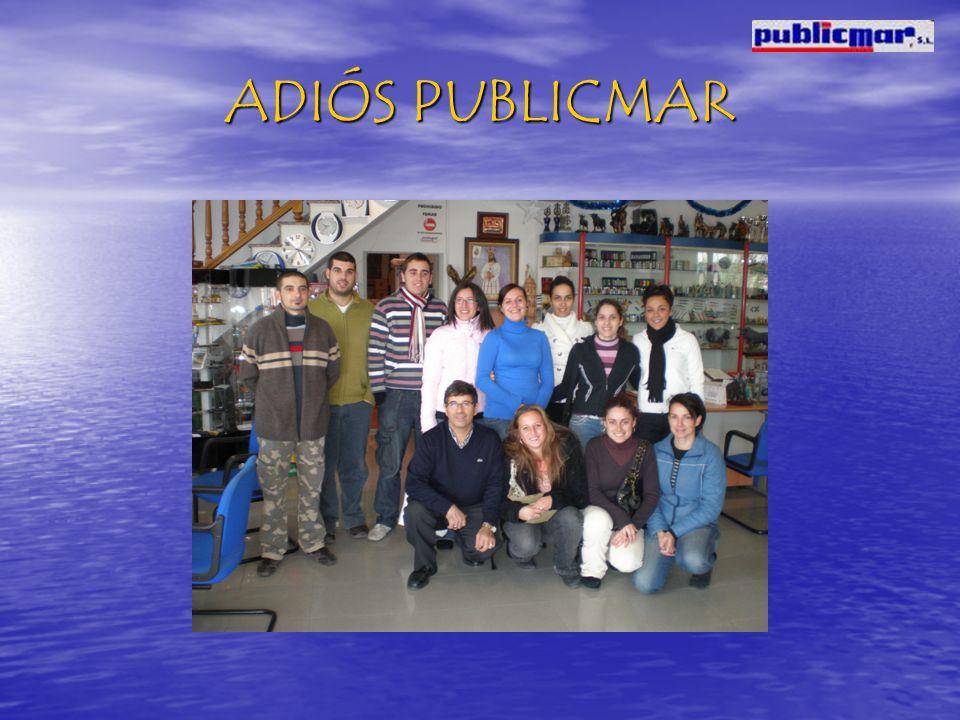 ADIÓS PUBLICMAR