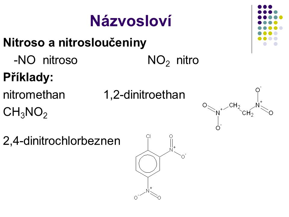 Reakce diazoniových solí 1.