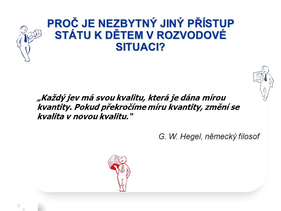 Refresh, V.10, July 2, 2010 PŘIROZENÝMI ODPŮRCI KAŽDÉ ZMĚNY OPATROVNICKÉHO SYSTÉMU K LEPŠÍMU BUDOU 13  POSUDKOVÝ PRŮMYSL Otázka zní: Je skutečně potřebné, aby se až na 60 procent české populace musely vypracovávat znalecké posudky.