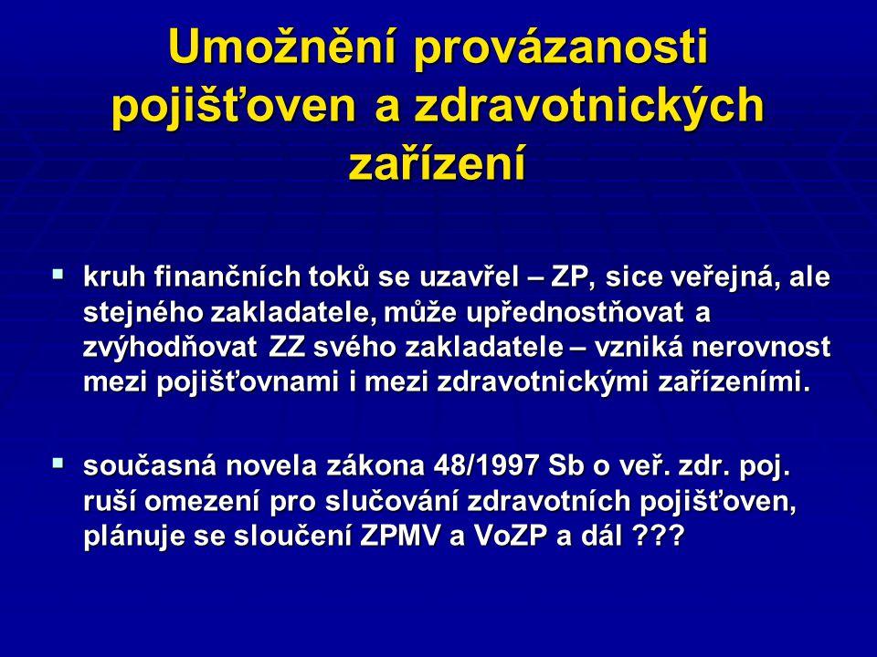 Systematická likvidace primární prevence - zdravotní ústavy  od r.