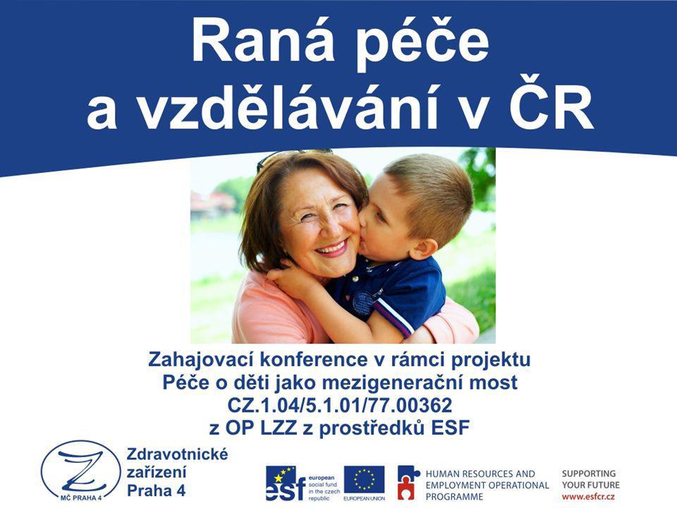 """Hlavní motto """"Změnou vyvolanou u jednotlivců ovlivníme prostředí přátelské mateřské školy k dětem a rodičům"""