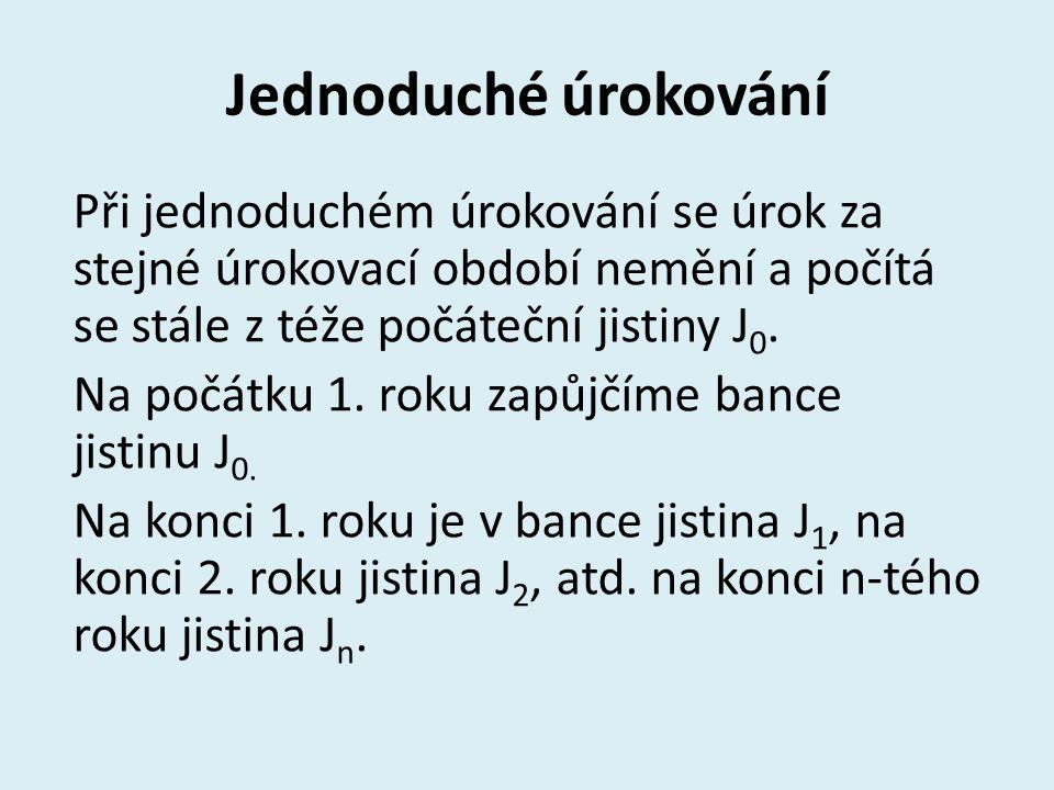 Použitá literatura: KLODNER, Jaroslav.Matematika pro obchodní akademie – II.