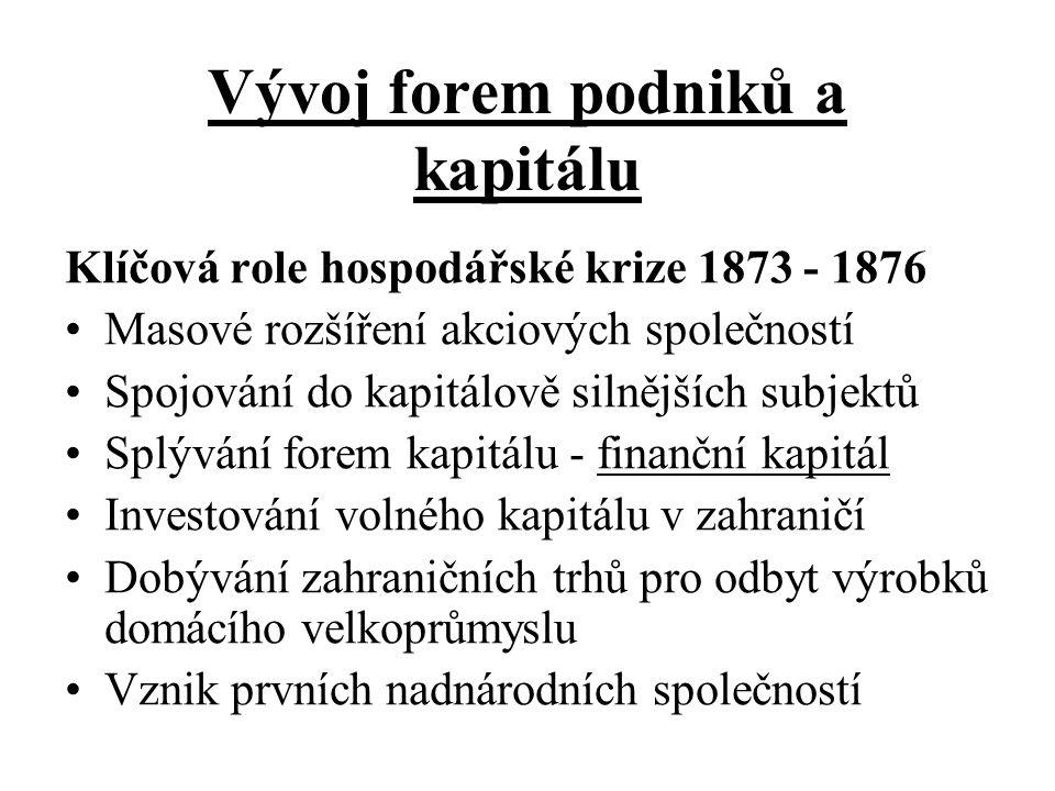 Technická revoluce Tzv.