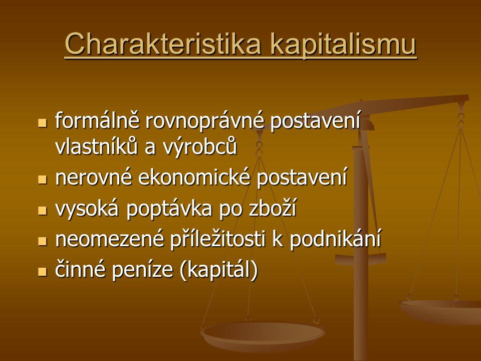 Charakteristika feudalismu stavovské uspořádání (šlechta, církev, nevolníci) stavovské uspořádání (šlechta, církev, nevolníci) nerovnost mezi jednotli