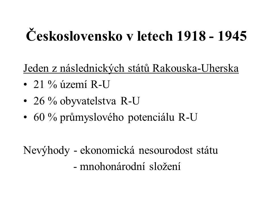 Hospodářský vývoj českých zemí v rámci Rakouska - Uherska 1840 - 1860 průmyslová revoluce 60.
