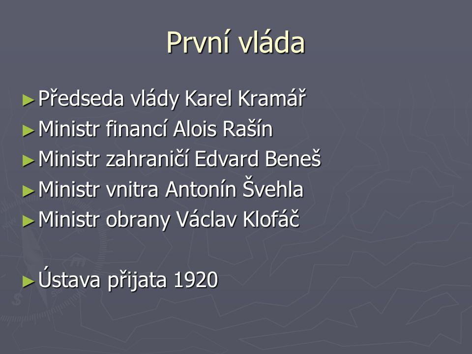 ► Karel Kramář ► Alois Rašín