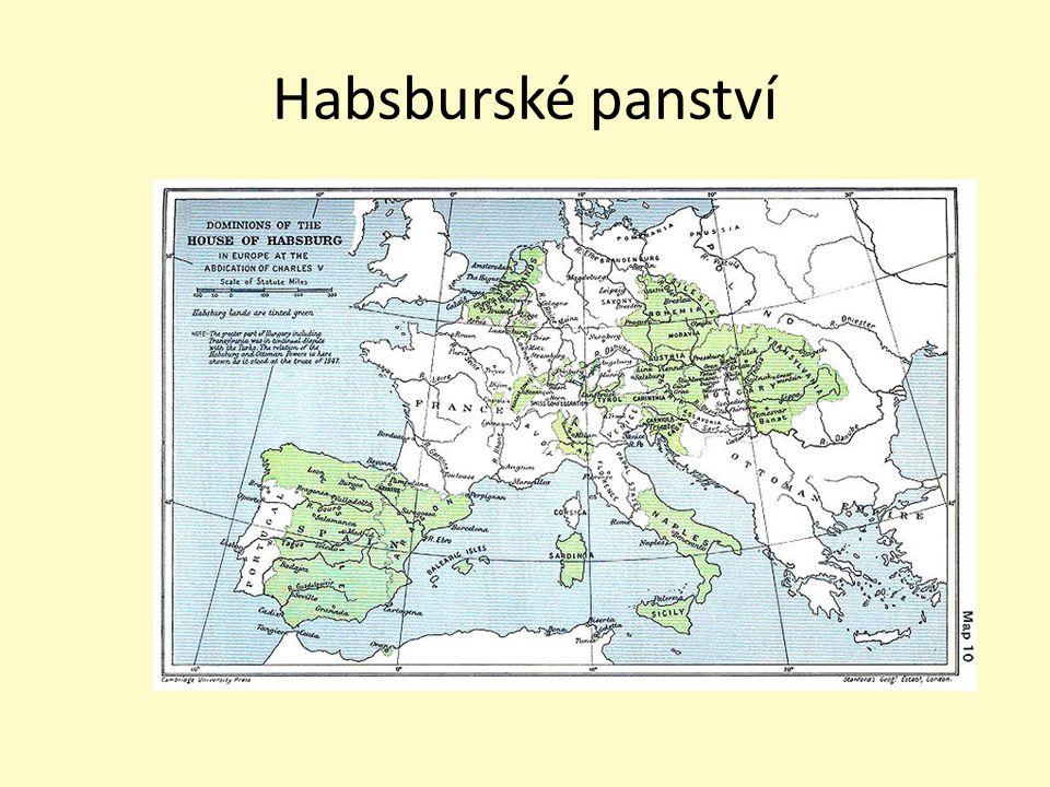 Habsburské panství