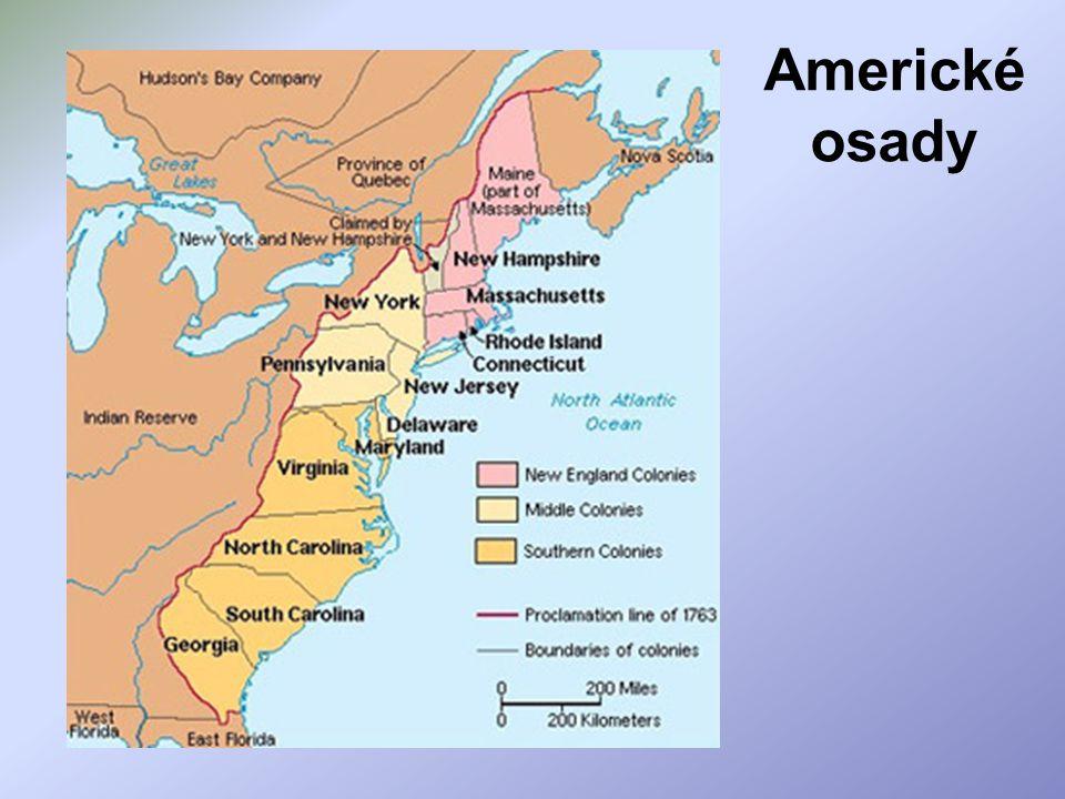 Americké osady