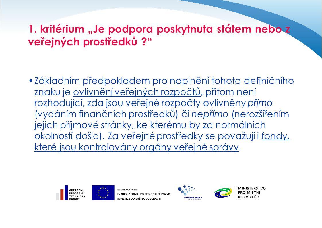 Ostatní podpory na záchranu a restrukturalizaci –Pokyny společenství pro veřejnou podporu na záchranu a restrukturalizaci podniků v obtížích (2004/C 244/02) služeb obecného hospodářského zájmu –Rámec společenství pro státní podporu ve formě vyrovnávací platby za závazek veřejné služby –Rozhodnutí EK o použití čl.