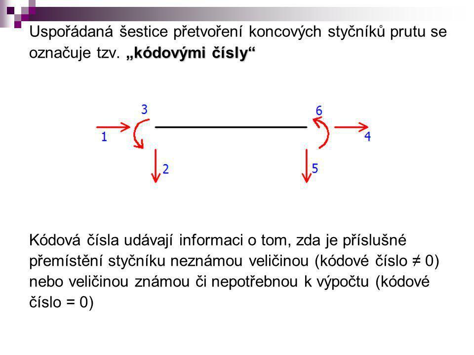 prut 2-3: l = 4m, c=1, s=0