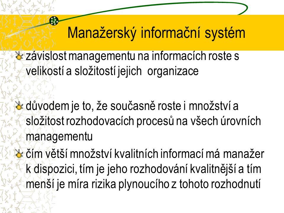 Charakterizace a možnosti DSS 11.Koncoví uživatelé mohou být schopni sami konstruovat a modifikovat jednoduché systémy. Větší systémy lze budovat za p
