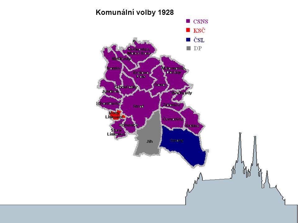 Komunální volby 1928