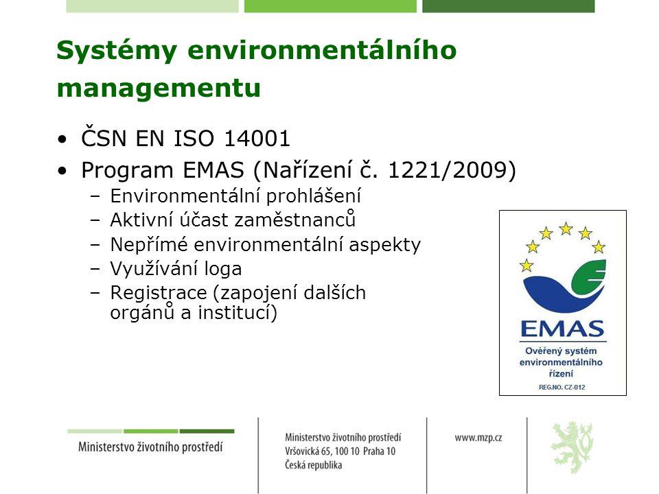 EMAS v ČR