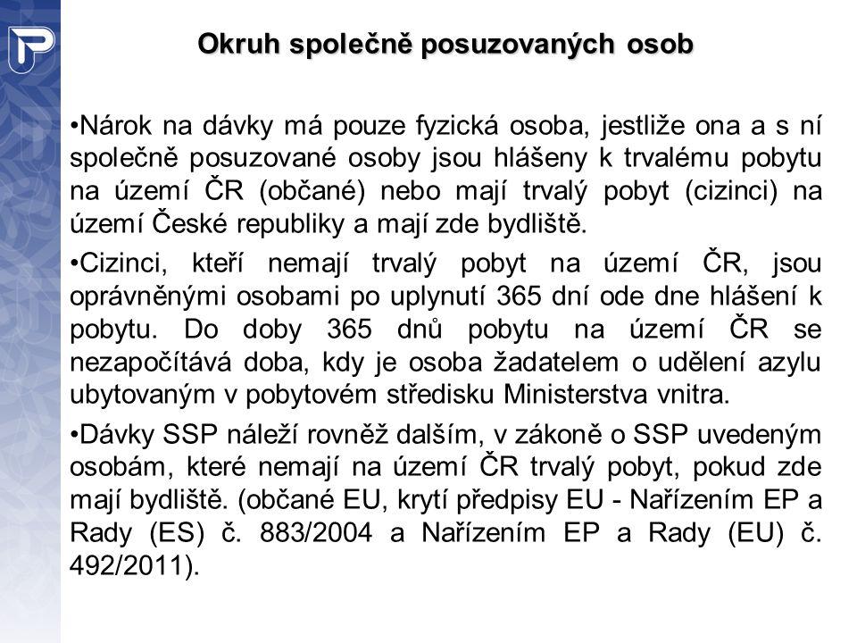 Výše příspěvku na bydlení se stanoví jako rozdíl mezi náklady na bydlení (normativními náklady na bydlení) a násobkem rozhodného příjmu a koeficientu 0,30 (v Praze 0,35).