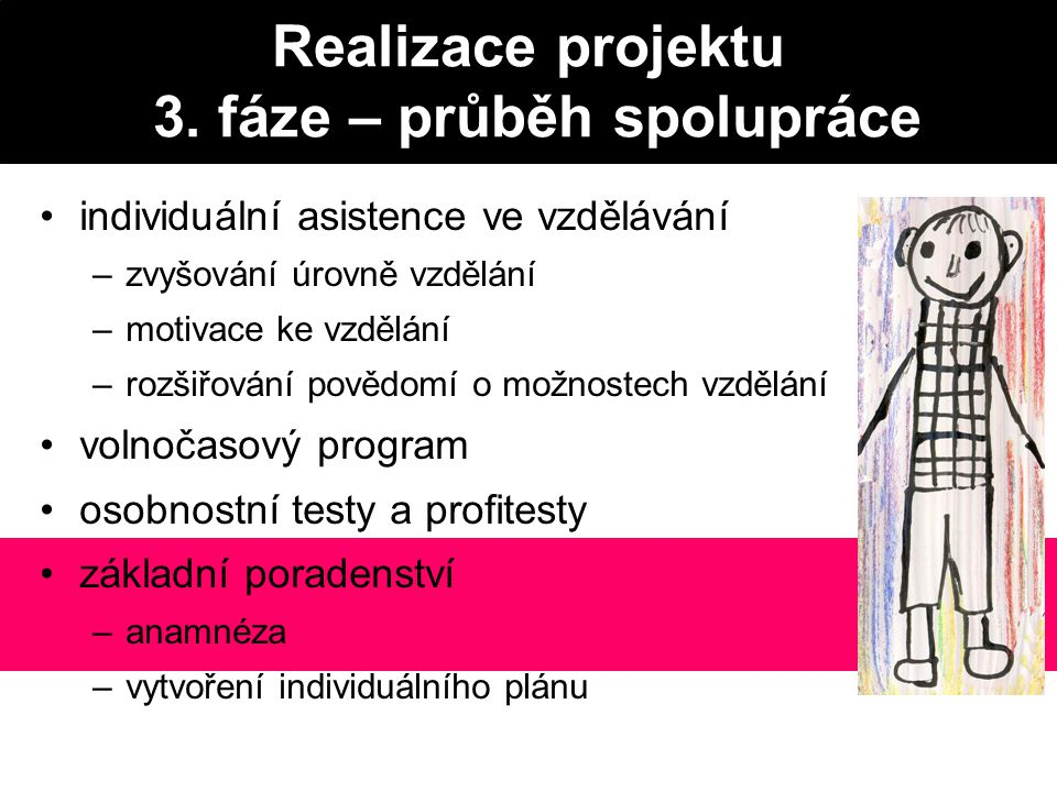 Realizace projektu 3.