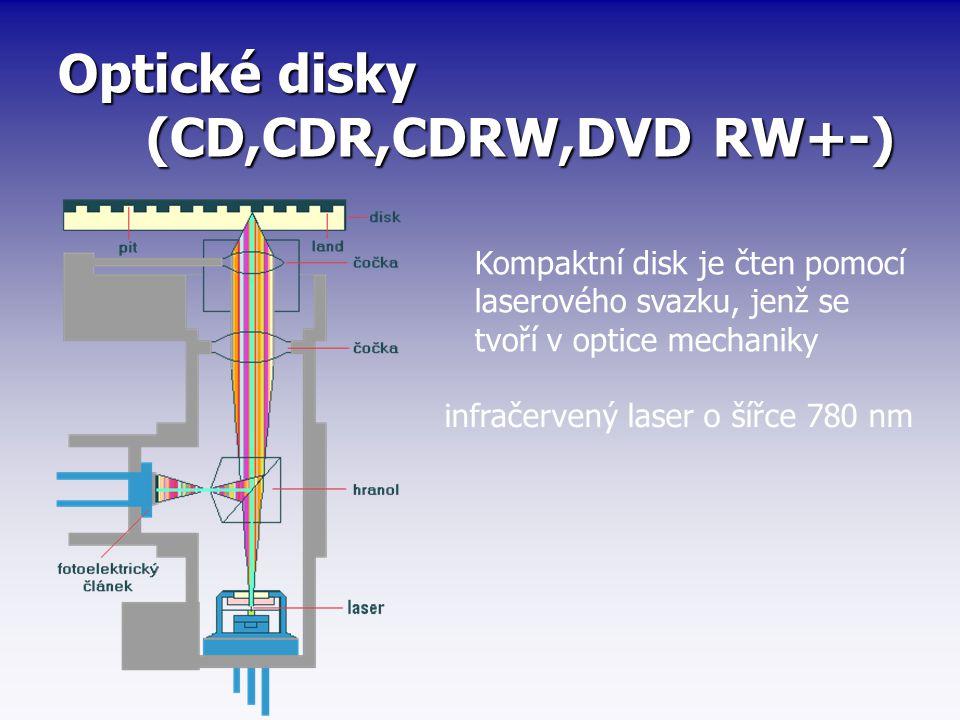 Pružné disky Pružné disky patří mezi přenosná média pro uchování dat. Pružný disk je tvořen plastovým kotoučem, na jehož povrchu je vrstva oxidu želez