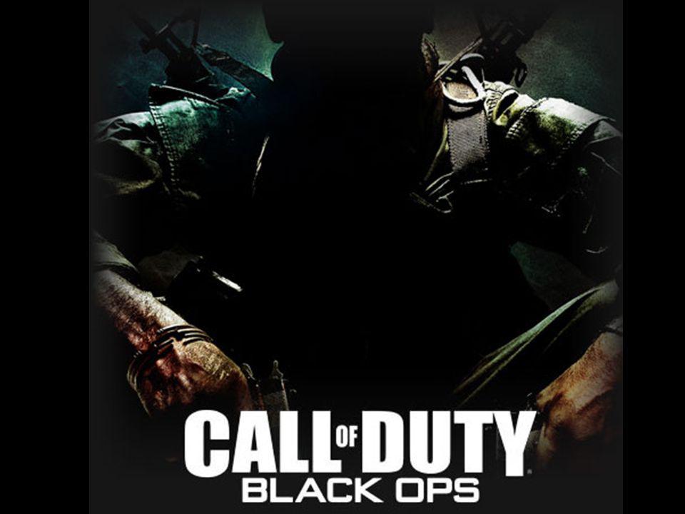 Call of Duty: Black Ops je akční počítačová hra z pohledu první osoby.