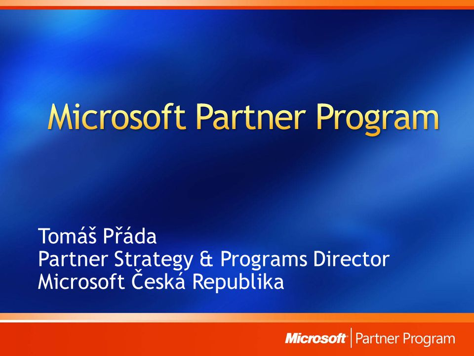 Technical Service Coordinator Tel.: 841 300 300 / 3 / 3 / * Email: czpstsc@microsoft.comczpstsc@microsoft.com Technický doplněk PAMa