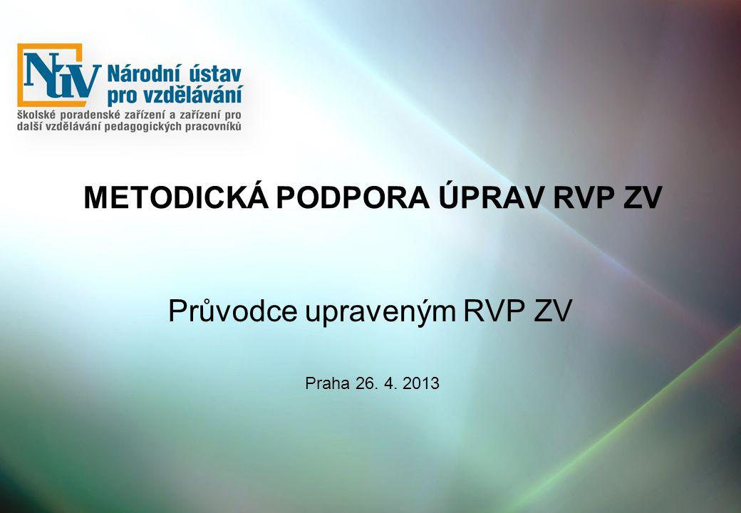 Návrh postupu Tomáš Pavlas, NÚV 12
